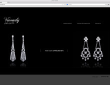 Vivendy jewelery | Branding